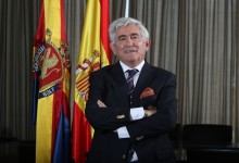 Gonzaga Escauriaza, reelegido Presidente de la Fed. Española. Este será su tercer mandato