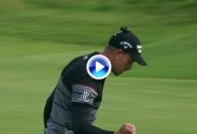 Los 10 golpes del año en el PGA: Nº2, el super putt clave en el triunfo de Stenson en el Open (VÍDEO)