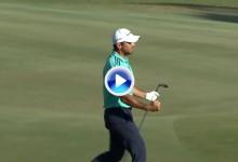 Los 10 golpes del año en el PGA: Nº10, Fantástico chip de Jason Day en el PLAYERS, 5º Grande (VÍDEO)