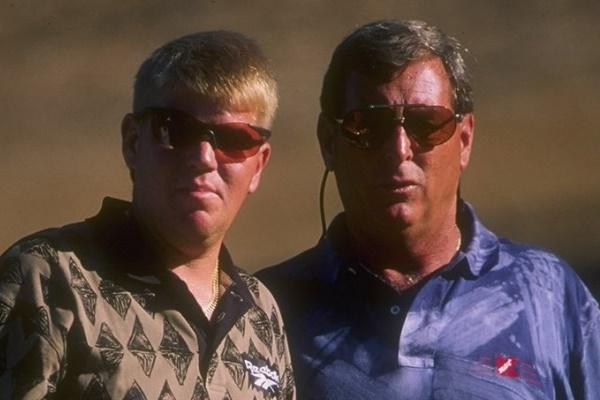 Daly y Zoeller eran los cabezas de cartel de una competición para el (mal) recuerdo. Foto: @ChampionsTour