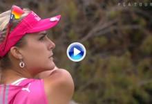 El golpe del día en el PGA es para… Lexi Thompson. Tirazo de la golfista desde 180 metros (VÍDEO)