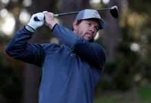 """Mark Wahlberg patenta el cardio-golf y consigue finalizar sus rondas """"en unos 75 u 80 minutos"""""""