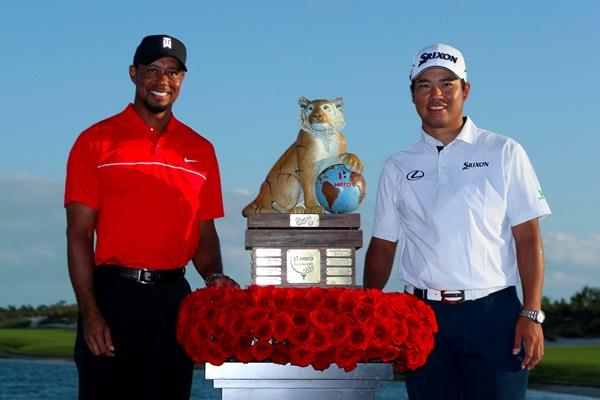 Con muchas luces… y mucho que mejorar. Tiger se desinfla al final en la victoria de Matsuyama