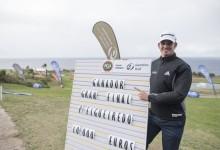 Pedro Figueiredo vence en la Gran Final del Circuito Meliá Hotels Internat.  Gambito Golf de Tenerife