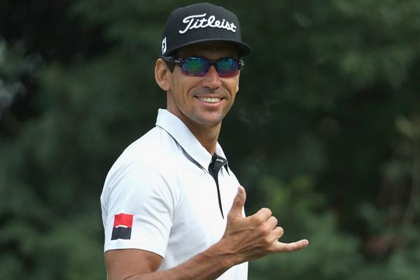 El golfista canario se fu por encima de los tres millones de euros de ganancias en un increíble 2016. Foto: @EuropeanTour