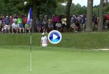 Desde la arena al mundo. El PGA Tour nos presenta las 10 mejores recuperaciones de este 2016 (VÍDEO)