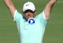 Los 10 golpes del año en el PGA: Nº1, el mejor fue para McIlroy con este eagle en East Lake (VÍDEO)