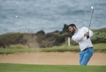 Tarrío lidera con tres golpes de ventaja en la Gran Final Meliá Hotels Int. de Gambito Golf en Tenerife