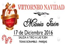 """Font del Llop celebra, con sorpresas y regalos, la VII edición de su trofeo de Navidad """"María Jaén"""""""