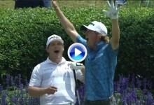 Los 10 golpes del año en el PGA: Nº5, Hoyo en Uno de Wilcox en la famosa isla en THE PLAYERS (VÍDEO)