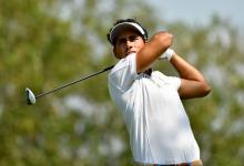 Carlos Pigem presenta candidatura a la victoria en el Myanmar Open. Es cuarto a tres de la cabeza