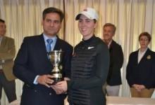 Emocionante victoria de Ivon Reijers en la Copa de Andalucía. Se impuso a Carmen Laguna en PlayOff