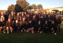 Bonalba Golf celebró el Trofeo Navidad & Reyes y el Memorial Gregorio Sanz «Goyo»
