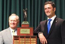 El mundo del Golf se volcó para felicitar a Rahm. Nicklaus, Sergio, Lefty, Cañi, Fowler… (Ver TWEETS)