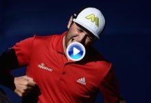Estaba clarísimo, el super putt de Jon Rahm en el 18, el mejor golpe de la semana en el PGA (VÍDEO)