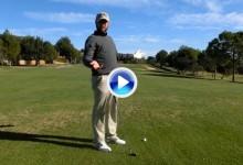 ¡¡Genial!! Cómo hacer más de 100 golpes jugando al Golf. Claves vitales para arruinar tu vuelta (VÍDEO)