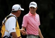 ¡De récord! Thomas iguala la marca en 54 hoyos del PGA y sentencia el Sony Open. Fdez.-Castaño, T66