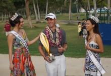 Justin Thomas le pone la puntilla al Sony Open con el récord de golpes en el PGA. Fdez.-Castaño, T63