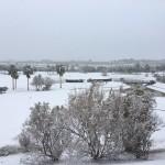 Lo Romero Golf nevado