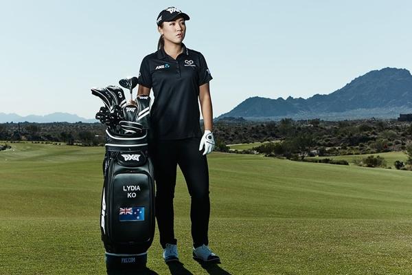 La jugadora nacida en Seúl intentará recuperar su juego con la ayuda de la popular marca. Foto: @LPGA