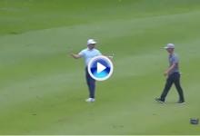 El Golf es duro: Korhonen vio como la bola se salía de la taza y se esfumaban el eagle y 15.000€ (VÍDEO)
