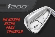 PING añade a su extenso catálogo la nueva gama i200, unos hierros hechos para triunfar