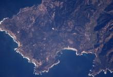 Pebble Beach y Cypress Point dan la entrada al 2017 desde la estratosfera con la ayuda de la NASA