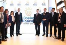A. Nadal y Cesar Sánchez destacan Costa Blanca como uno de los motores del turismo en España