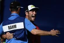 Rahm acude a la llamada de Torrey Pines, lugar de grandísimos recuerdos para el jugador español