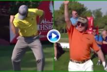 "Dos ""Ace"" de Sergio y Jiménez entre los 10 mejores golpes de la historia del HSBC Golf Champs. (VÍDEO)"