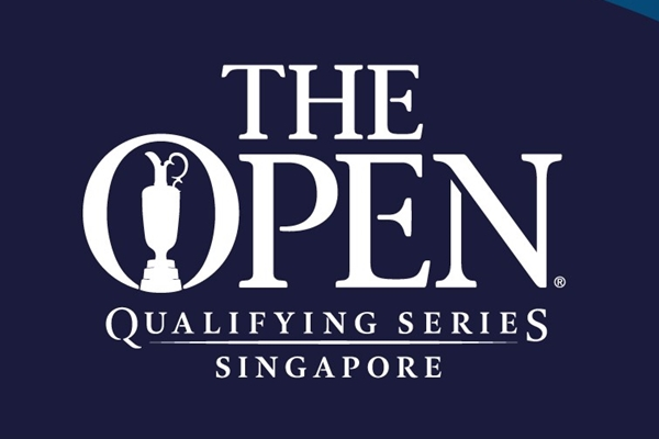 Four players will qualify for The 146th Open when The Qualifying Series arrives in Singapore this week