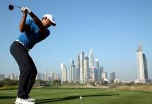Tiger Woods regresa al Tour Europeo. Disputará el Dubai Desert Classic la 1ª semana de febrero