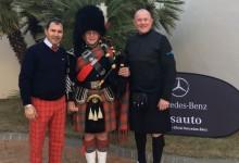 El torneo más 'scottish' de la historia convierte, por un día, a La Sella Golf en un parte de Escocia