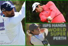 Tres españoles en busca de un título que se resiste: Álvaro Quirós, Otaegui y Anglés en el Joburg Open