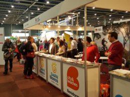 El Patronato Costa Blanca asiste en Utrecht por primera vez a la feria 'Fiets en Wandelbeurs'