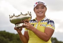 """Ha Na Jang, número 10 del mundo, abandona la LPGA: """"Quiero pasar más tiempo con mi familia"""""""
