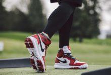 Las Air Jordan I aterrizan en el campo de Golf con la mira puesta en la nueva hornada de jugadores