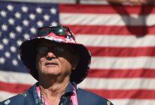 Murray presentará en el Pro-Am de Pebble Beach la nueva colección de primavera de su firma de ropa
