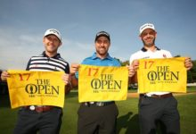 Darren Fichardt, Paul Waring and Stuart Manley qualify for The Open in South Africa