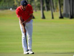 DeChambeau, genio incomprendido. El golfista se desinfla desde el cambio en el green (Inc. VÍDEO)