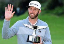 Dustin Johnson da una lección de Golf en el Genesis Open y ya es nuevo nº 1 del mundo. García, T49
