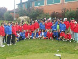 Golf por y para los más pequeños. La Federación de Madrid potencia el Circuito Fun&Golf para juveniles