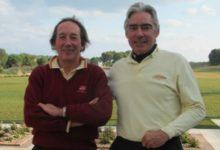 Larrazábal y Tinturé se suben al podio en Las Colinas Golf. Victoria para Morrow y Andersson
