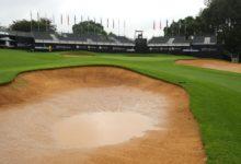 Pep Anglés es séptimo en el Joburg Open con el juego suspendido. La lluvia gran protagonista