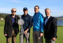 Rahm vuelve por sus fueros y firma otro Top 5 en el PGA el día que Spieth tocó la 9ª en Pebble Beach