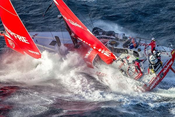 MAPFRE regresa a la Volvo Ocean Race en 2017-18, el evento más duro del mundo de la vela