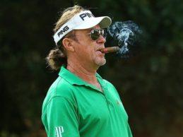 El dinero no da la felicidad pero… Jiménez: 53 años, subcampeón en Florida y cheque de 132.633 euros
