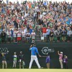 Público en el Phoenix Open 11. Foto @PGATOUR