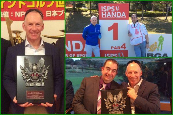 """Paul Appleyard, tricampeón mundial de Golf para ciegos: """"Necesitaba saber lo lejos que podía llegar"""""""