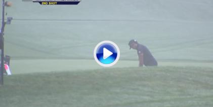 Ni la niebla impidió este gran golpe de Rafa Cabr.-Bello en el Honda Classic desde 140 metros (VÍDEO)